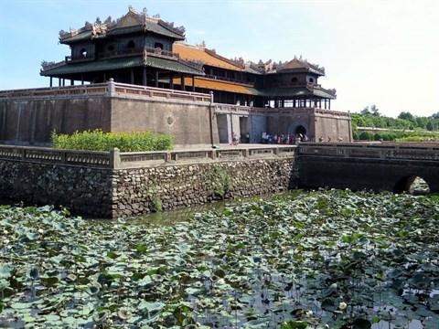 La citadelle de Hue, destination touristique celebre du Vietnam hinh anh 1