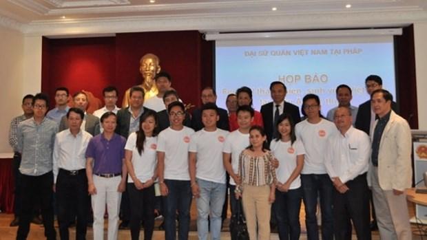 Tout est pret pour le 2e Festival des jeunes et etudiants vietnamiens en Europe hinh anh 1