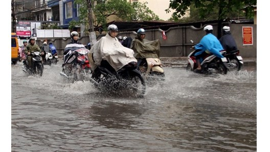Inondations a Hanoi : suggestions d'experts etrangers hinh anh 1