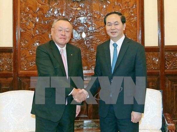 Beaucoup d'opportunites de cooperation economique entre Vietnam et Japon hinh anh 1