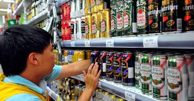 Le secteur des boissons, «etoile brillante» des FMCG hinh anh 1