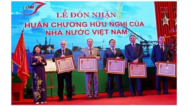 Le gouvernement vietnamien va faciliter les affaires de la coentreprise Vietsovpetro hinh anh 1