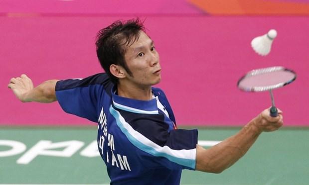 Badminton: Tien Minh remporte son deuxieme match consecutif aux Jeux de Rio 2016 hinh anh 1