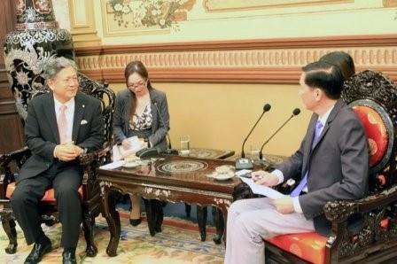 Le japonais Forval veut etendre sa presence au Vietnam hinh anh 1