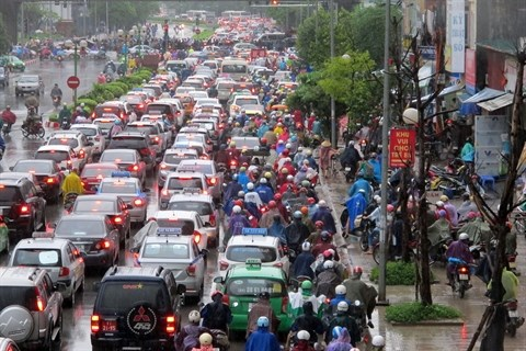 Circulation : une nouvelle feuille de route pour Hanoi hinh anh 1