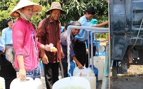 Pour que toute la population vietnamienne ait acces a l'eau potable en 2025 hinh anh 1