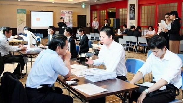 Des emplois pour les etudiants vietnamiens au Japon hinh anh 1