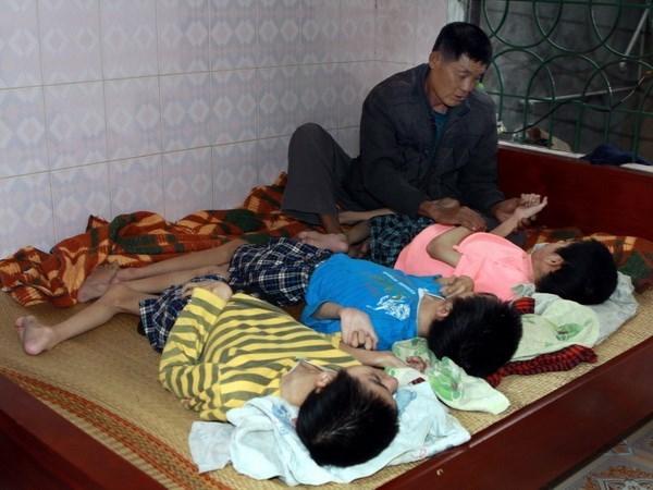 Le Vietnam et les Etats-Unis renforcent leur cooperation humanitaire hinh anh 1