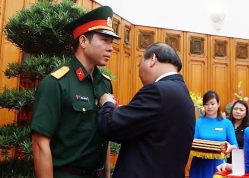 Le PM felicite les sportifs vietnamiens participant aux JO de Rio de Janeiro hinh anh 2