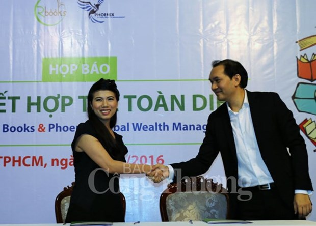 Premiere plate-forme de transactions sur des livres numeriques au Vietnam hinh anh 1