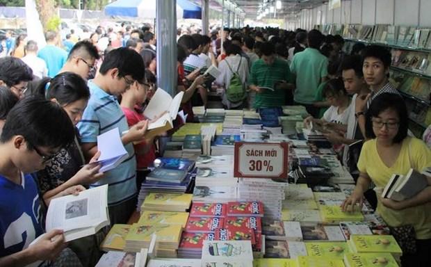 La Fete des livres de l'automne 2016 aura lieu en septembre a Hanoi hinh anh 1
