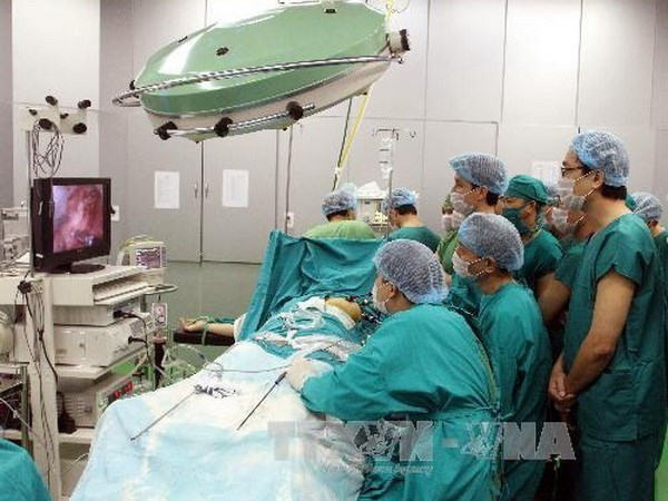 Le Delta du Mekong manque de personnel medical specialise hinh anh 1