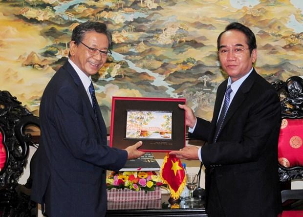 Aide japonaise dans la resilience aux changements climatiques a Thua Thien-Hue hinh anh 1