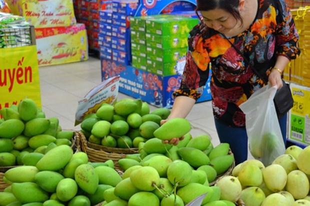 Les fruits vietnamiens de haute qualite se font une place sur le marche americain hinh anh 1