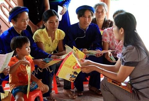 Bac Giang face au desequilibre du ratio des sexes a la naissance hinh anh 1