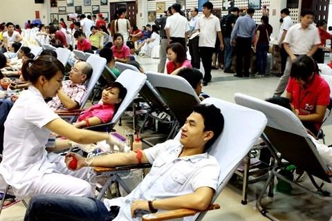 Des vies sauvees par les «cœurs rouges» a Thanh Hoa hinh anh 1