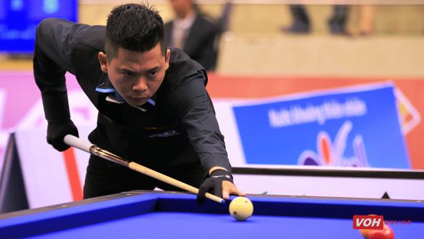 Fin du tournoi international de billard Carom a Binh Duong hinh anh 1