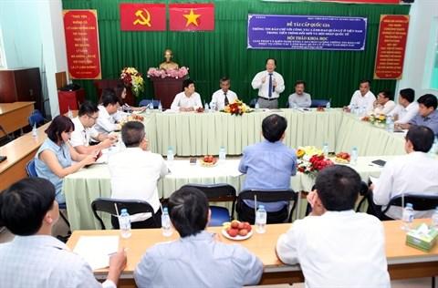 Elever le role de l'information de presse dans la gestion publique hinh anh 1