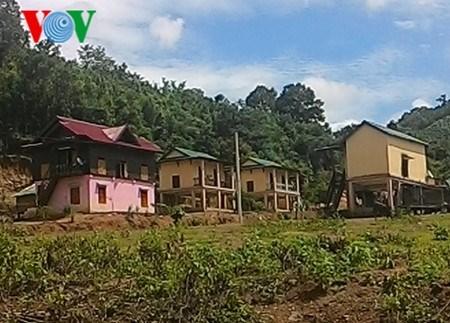 Nouvelle ruralite: Un programme de relogement modele a Quang Tri hinh anh 1
