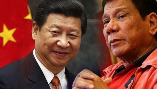 Rodrigo Duterte : les negociations avec la Chine peuvent commencer