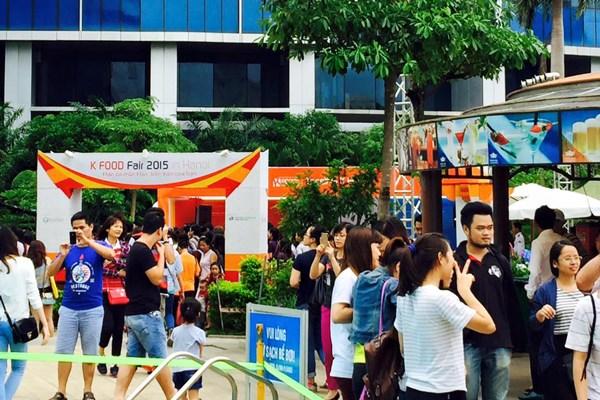 K-Food Fair 2016 aura lieu en septembre a Ho Chi Minh-Ville hinh anh 1