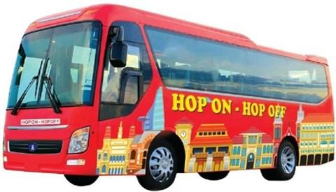 A la decouverte de Ho Chi Minh-Ville en bus hop-on hop-off hinh anh 1