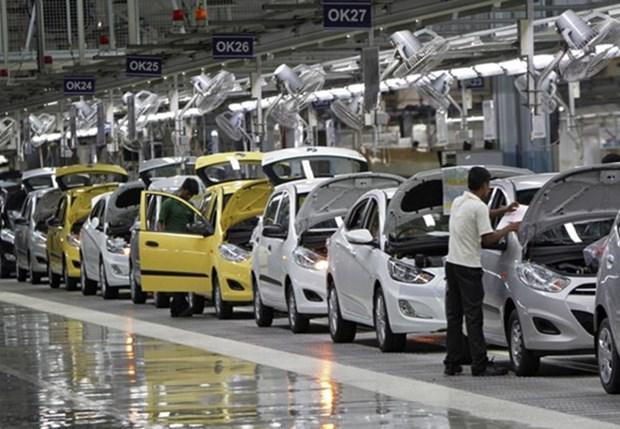 Les automobiles indiennes se vendent bien sur le marche vietnamien hinh anh 1