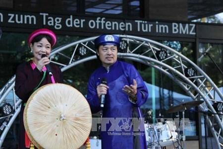 Pour une cooperation accrue entre le Vietnam et l'Allemagne hinh anh 1