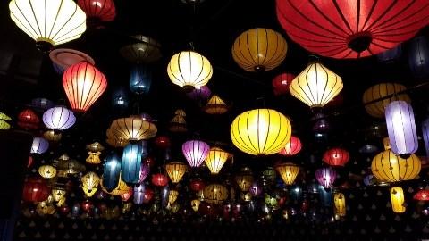 Bientot le festival des lanternes 2016 a Da Nang hinh anh 1