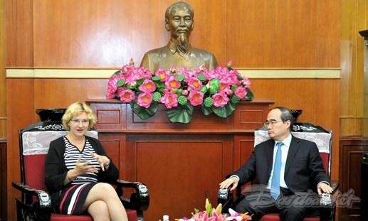 L'UNICEF, important partenaire de developpement du Vietnam hinh anh 1