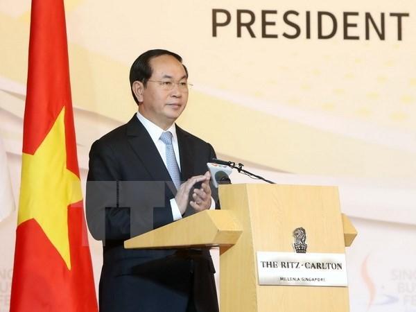 Le Vietnam accueille toujours les investisseurs singapouriens hinh anh 1