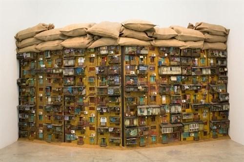 Un artiste vietnamien d'installation en Republique de Coree hinh anh 1