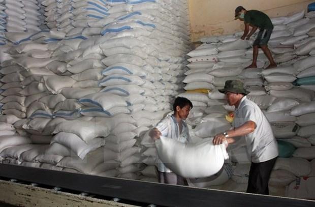 Vietnam et Thailande gagnent l'adjudication d'exportation de 250.000 tonnes de riz hinh anh 1