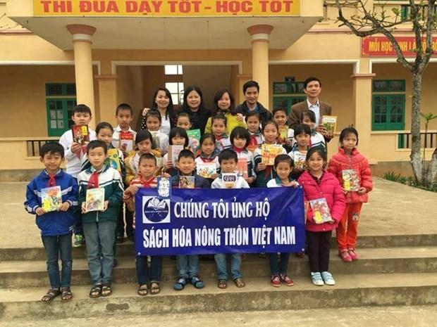 L'UNESCO prime le programme « Des livres pour les zones rurales » du Vietnam hinh anh 2
