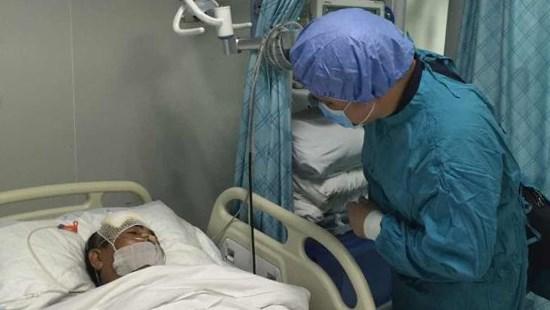 Un pecheur vietnamien blesse pret a etre rapatrie avec l'aide de la Chine hinh anh 1