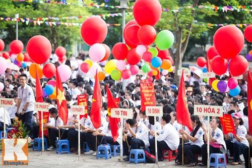 Felicitations du chef de l'Etat aux enseignants et eleves hinh anh 1