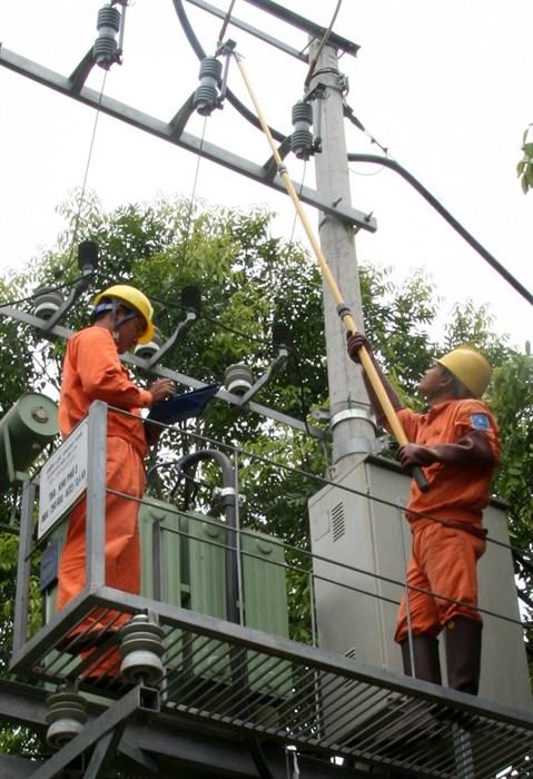 Pour que la fee electricite eclaire les villages recules hinh anh 1