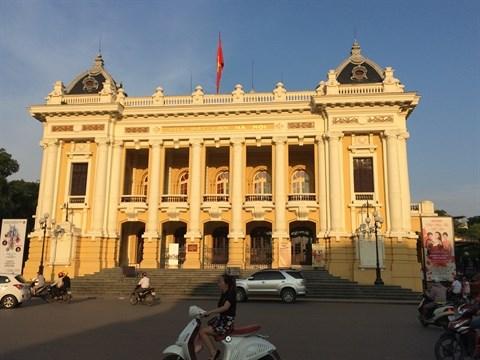 L'Opera de Hanoi accueillera plus frequemment de grandes pieces hinh anh 1