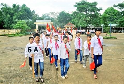 Education pour tous, le cheval de bataille de Quang Ninh hinh anh 1