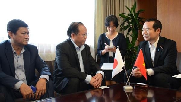 Ho Chi Minh-Ville appelle aux investissements japonais dans les infrastructures urbaines hinh anh 1