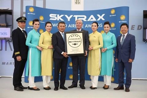 Vietnam Airlines dans le firmament de l'aviation civile mondiale hinh anh 2