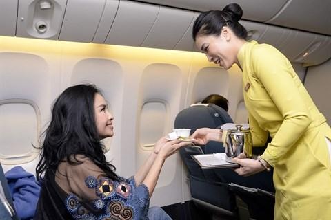 Vietnam Airlines dans le firmament de l'aviation civile mondiale hinh anh 1