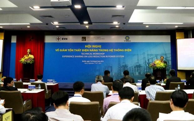 Partage d'experiences dans la reduction des pertes de transport d'electricite hinh anh 1
