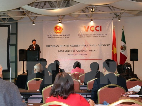 Vietnam-Mexique : vers une cooperation efficace hinh anh 1
