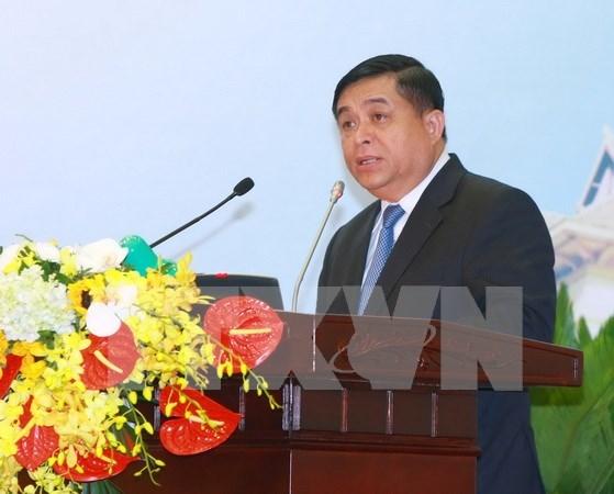 Le ministre du Plan et de l'Investissement en visite aux Etats-Unis hinh anh 1