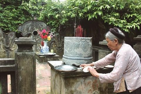 Les deux gardiens d'un tombeau royal millenaire a Ninh Binh hinh anh 1