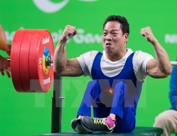 Jeux paralympiques : Le Van Cong decroche la premiere medaille d'or pour le Vietnam hinh anh 1