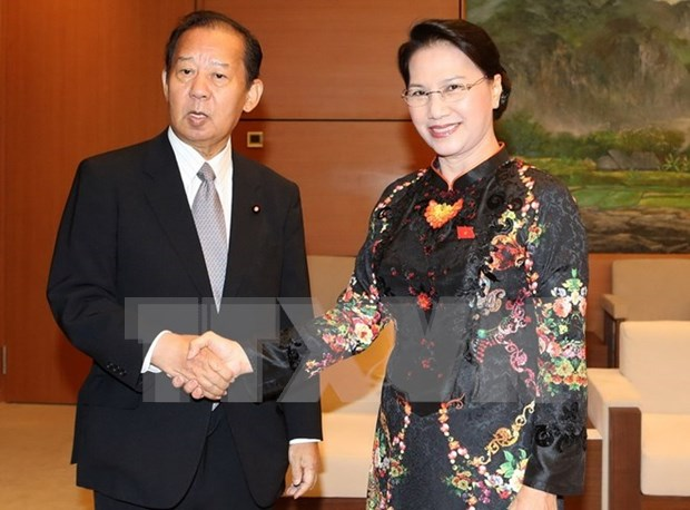 L'AN soutient les echanges entre les deputes vietnamiens et japonais hinh anh 1