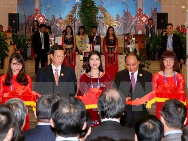 CAEXPO : inauguration du stand d'honneur du Vietnam hinh anh 1