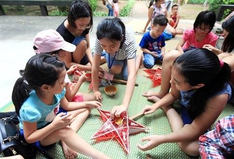 Pour qu'aucun enfant ne soit oublie pour la Fete de la Mi-automne hinh anh 1